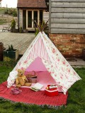 Kid's Teepee: A Tent Just For Kids