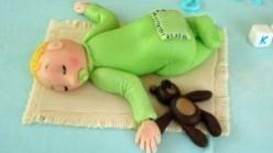 Baby Shower Cake Pics