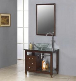 Time to remodel your bathroom? Be sure to get a great vanity mirror