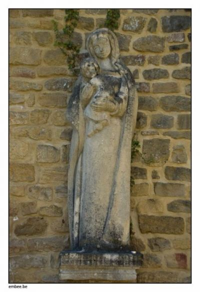 Enigmatic Statue Orval