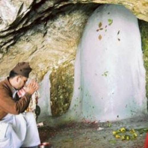 amarnath Shrine photo, image of amarnath