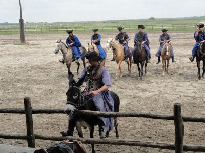 Csikos - the Hungarian cowboys