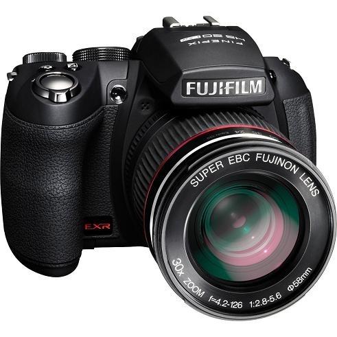 Fujifilm FinePix HS20EXR Review