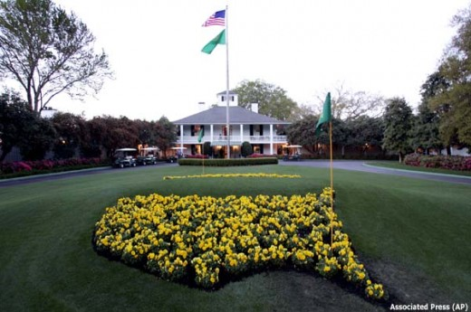 The Masters Is Held At Augusta National Each Year In April