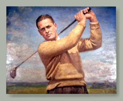 Augusta National Was The Brainchild Of Golf Legend Bobby Jones