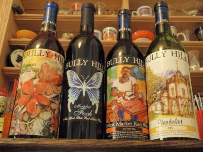 Bully Hill Wine