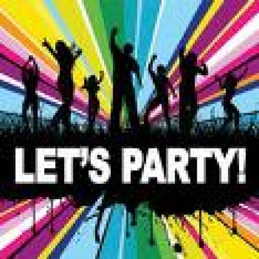 Let's Party-Super Party Idea!