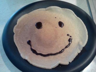 smiley crape