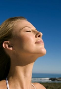 Deep Breathing Yoga Exercises