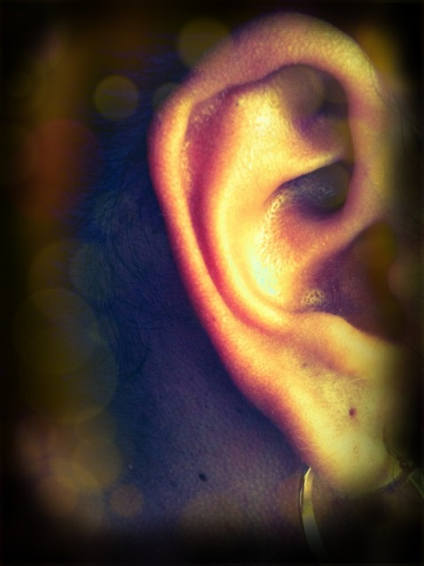 ear- taken by me
