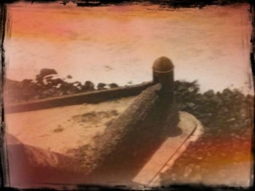 El Morro- Taken on a trip
