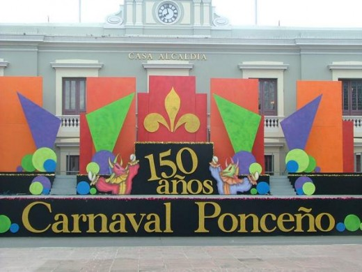 Taken Before the 2009 Carnival began by me.