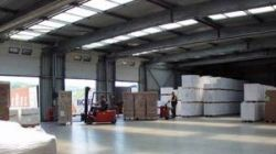 freie Lagerhalle /  available warehouse - LagerOptimal.com