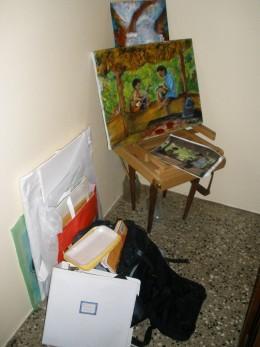 My little corner :-(