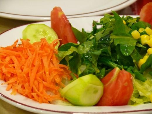 Fiber-Rich Salad