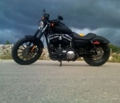 Loud Pipes Save Lives! - Exhaust Options For Your Harley Davidson Sportster