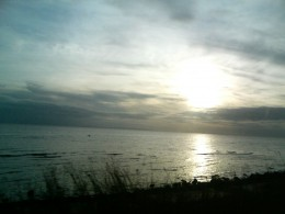 unhappy sunrise