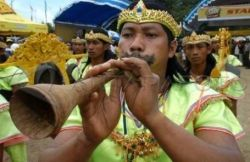Sronen from Madura Island, East Java