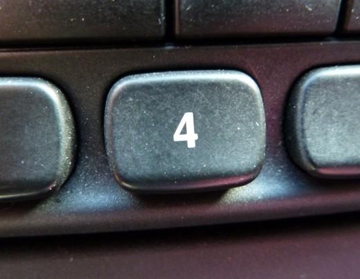 Holden Astra radio button.