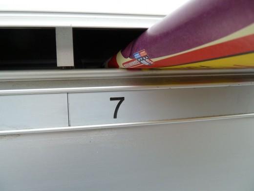 Functional letterbox, Prahran.