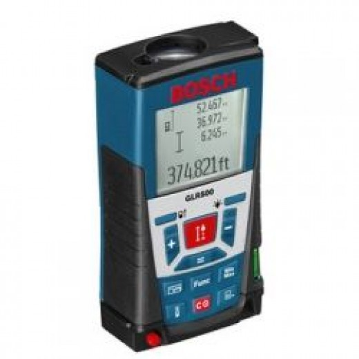 Bosch GLR500 laser distance measure