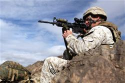 The Marine Corps ain't no job