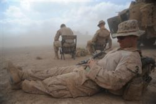 Marine Corps Enlistment Eligibility