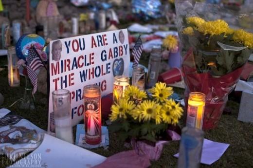 Tucson Shooting Memorial