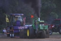 The Sport of Tractor Pulling
