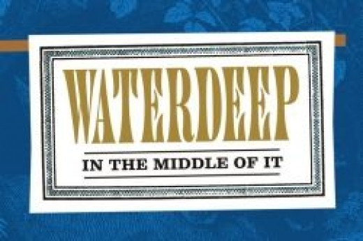 Cover art for CD IN The Middle Of It by WaterDeep