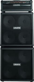 Crate full stack guitar amplifier