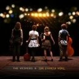 """Cover Art for  The CD """"The Fourth Wall"""" by The Vespers"""