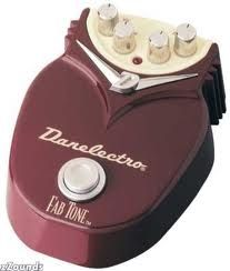 Danelectro FabTone Distortion pedal
