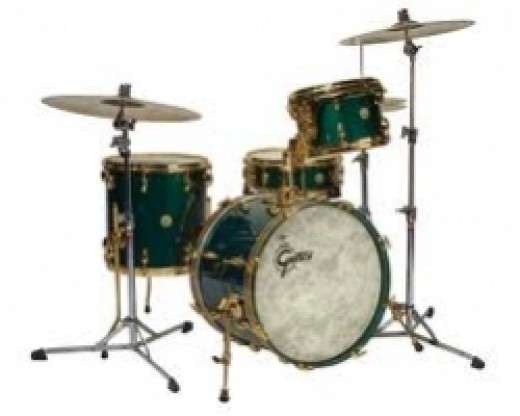 Gretsch's Progressive Jazz kit