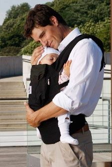 Ergo Baby Carrier For Larger Parents