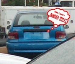 Vehicle Has No Title: Obtain a Bonded Title!