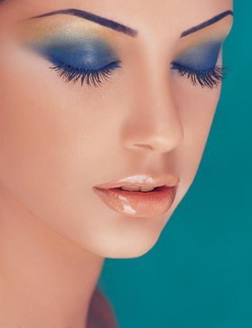 So blue...So Pretty!