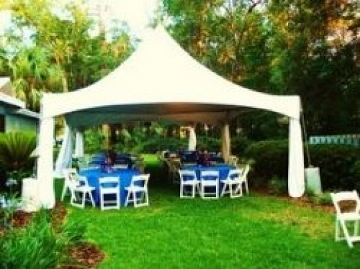 How To Avoid Disasters At Your Outdoor Wedding: How To Avoid Outdoor Party Disasters Because Of Rain