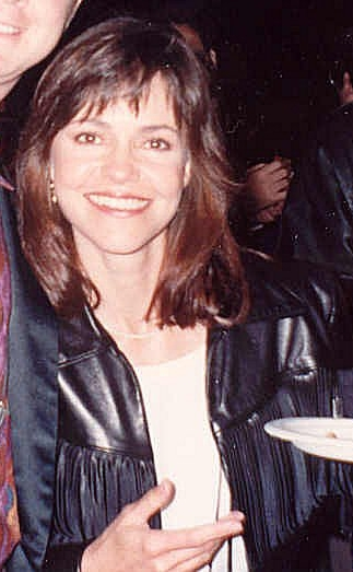 Sally Field in 1990