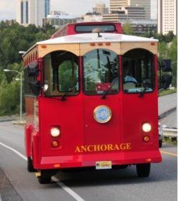 Anchorage Trolley
