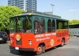 Hollywood Trolley Tour