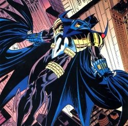 Jean-Paul Valley as Batman