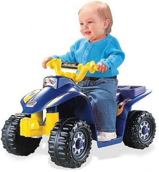 Kids Car Lil Quad