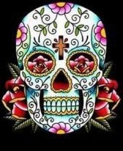 Bad Ass Skull Tattoo Designs for Men and Women