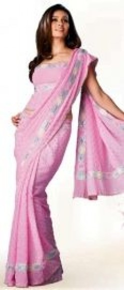 How to wear a Sari ?