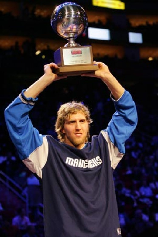 Dirk Nowitzki: 2006 Champion