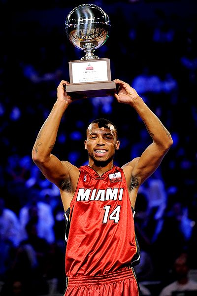Daequan Cook: 2009 Champion