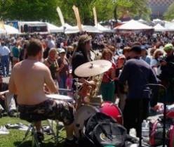 Seattle's Northwest Folklife Festival