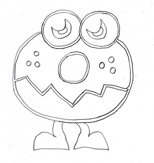 Free coloring pages of use of dustbin