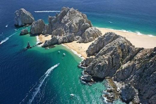 Los Cabos beach, Mexico